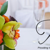 A Step Above Events Website Banner