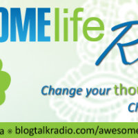 Awesome Life Radio Show Banner