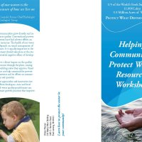 Citizen Planner Protecting Water Resources Workshop Registration Brochure
