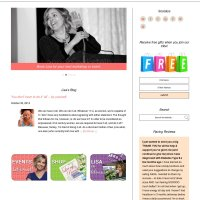 Lisa Petty WordPress Website