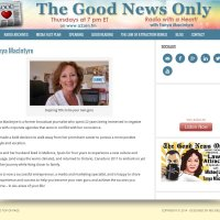 Tanya MacIntyre WordPress Website