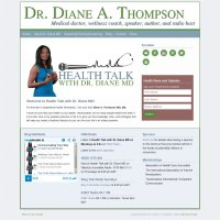 Dr. Diane Thompson Website