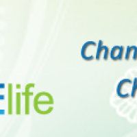 Awesome Life Website Banner