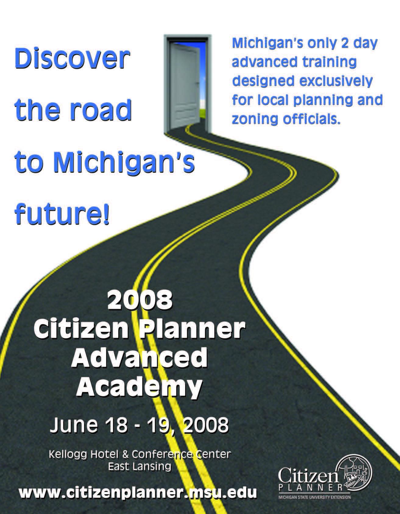 Citizen Planner MTN Ad 04/08 Issue