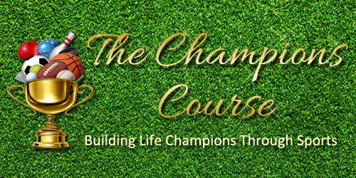 The Champions Course Logo